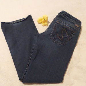 Silver western glove Tuesday works jeans